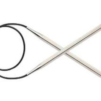 Спицы круговые 60 см Nova Cubics KnitPro,  8.00 мм