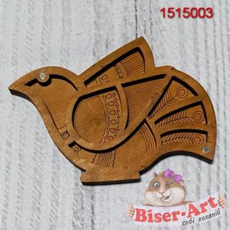 Органайзер для бісеру Biser-Art 1515003 Пташка
