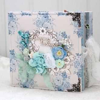 Свадебный альбом  , свадебный фотоальбом на заказ , оригинальный подарок на свадьбу