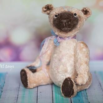 Тедди мишка Снежинка