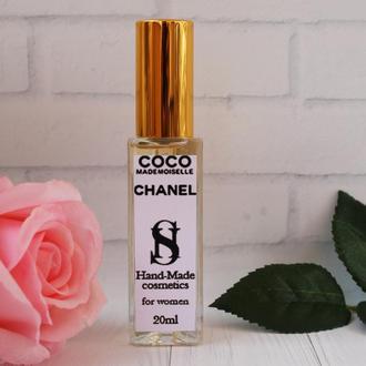 """Духи  по мотивам известных брендов: """"Coco Mademoiselle"""""""