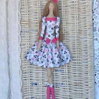 Кукла в стиле Тильда  Мерион 48см ВНИМАНИЕ БОНУС !!!
