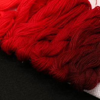 Акриловые нитки для вышивания