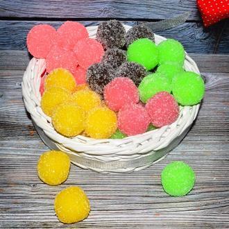 Сладкие конфетки сахарный скраб для тела