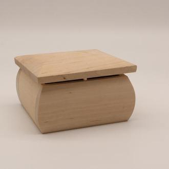 Шкатулка из дерева для декупажа