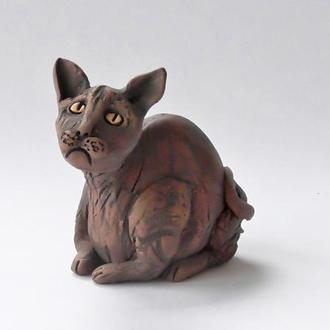 Фигурка в виде кота
