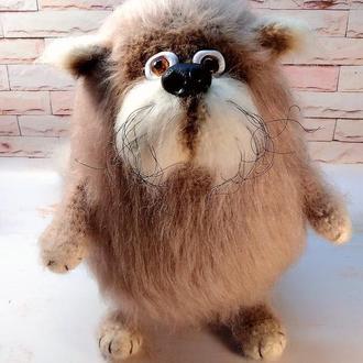 Интерьерная игрушка кот Бегемот