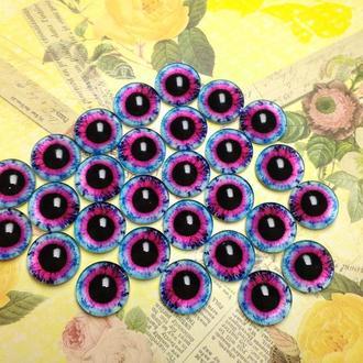 Глаза кабошоны 18 мм №57
