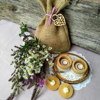 Свадебные шкатулки Рустик