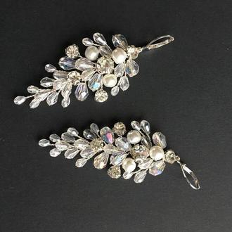 Сережки для нареченої #2