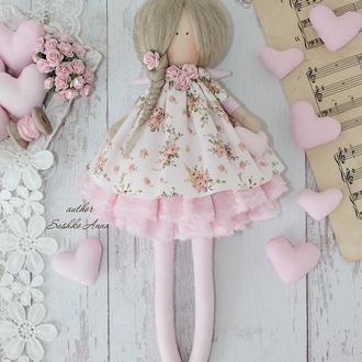 Кукла ручной работы, ангел в стиле Тильда