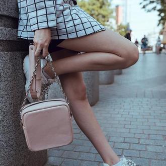 Кожаная сумка Queens Kovinski