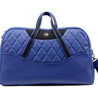 Мужская дорожная сумка эко-кожа Auto-Sport Bag-tb004
