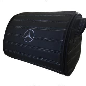 Стильный органайзер из эко кожи TB Premium Mercedes-Benz PD
