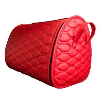 Стильный органайзер из эко кожи TB Premium RED