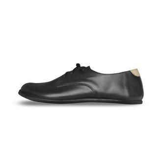 Кожаные оксфорды большой полноты (босо-обувь)