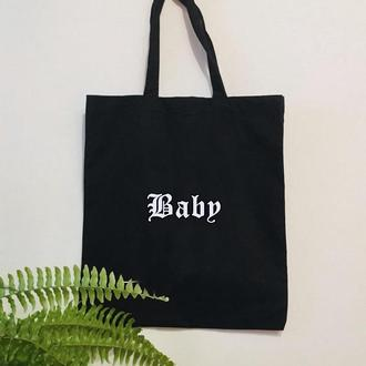 "Эко-сумка шоппер "" Baby"""