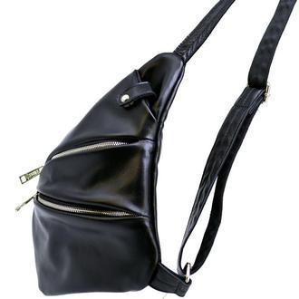 Мужская сумка через плечо GA-6402-3md черная бренд TARWA