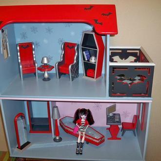 Кукольный домик Монстер Хай