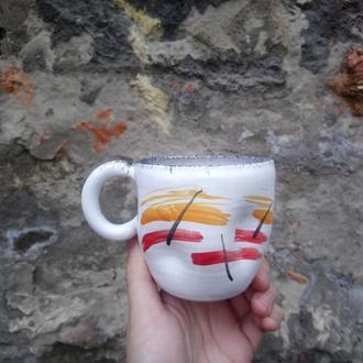 Чашка керамічна, 290мл