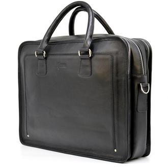 Деловая сумка-портфель из натуральной кожи TA-4666-4lx TARWA