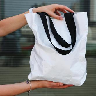 Сумка-шоппер KKUATBG Naos White