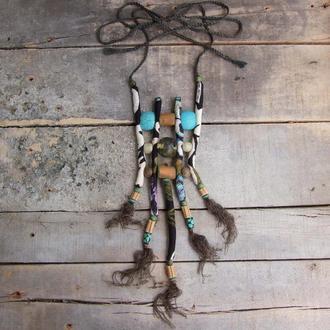Мягкое ожерелье из серии Дети Крахена