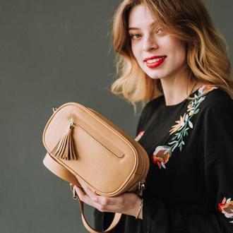 Стильная женская сумка, 72 цвета на выбор