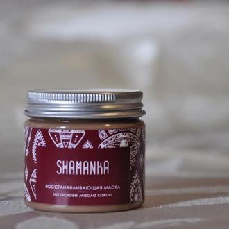 Восстанавливающая маска на основе масла какао