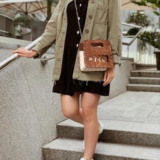 Стильная женская сумочка FIGLIMON miniature