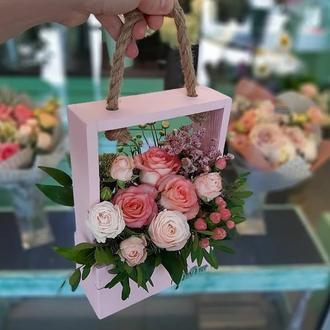 """Ящик для цветов """"Комплимент"""""""