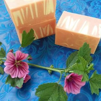 Натуральное мыло с нуля. СЕКРЕТ (шелковое)