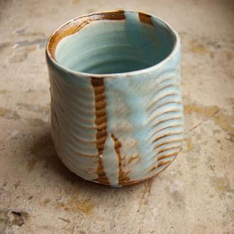 Чашка для кофе керамическая