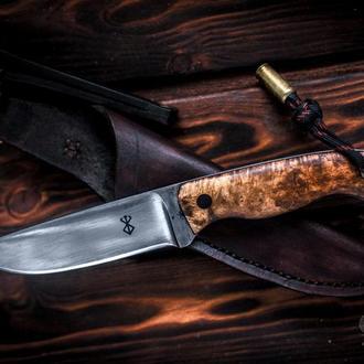 Кованый нож ручной работы «Работяга»