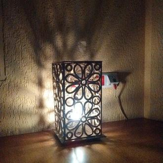 2 світильника ручної роботи