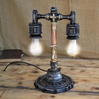 """Настольная лампа """"Вода"""""""