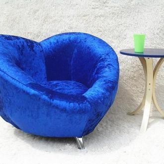 Кресло-сердце ручной работы