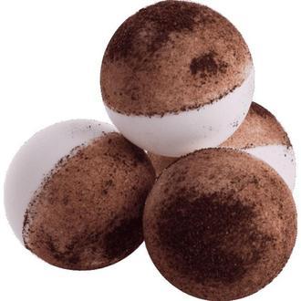 """Бурлящий шарик для ванной """"Кофе"""""""