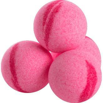 """Бурлящий шарик для ванной """"Малина"""""""