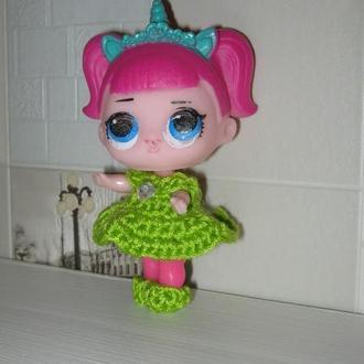 Одежда для кукол Лол сюрприз. Набор одежды.