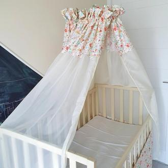 Балдахин в кроватку Flowers