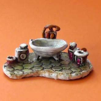 Ванная комната Миниатюра Керамика