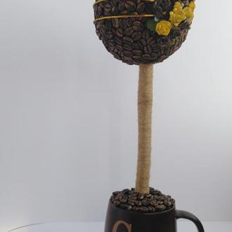 "Coffee Topiary""Fantasy"""