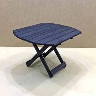 Столик раскладной для отдыха Колорадо венге