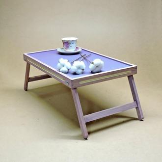 Столик-поднос для завтрака Мериленд фуксия