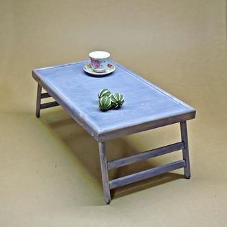 Столик-поднос для завтрака Техас Делюкс маджента