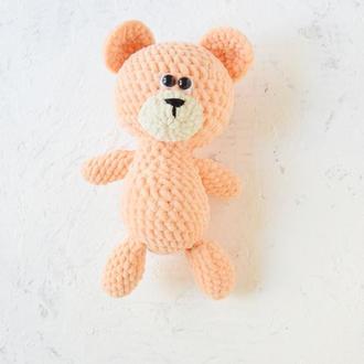 Игрушка плюшевая медведь