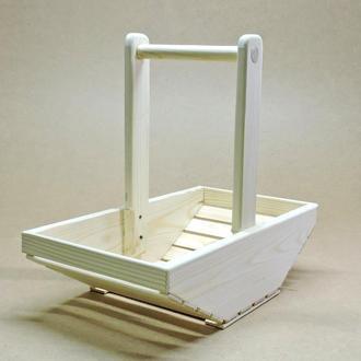 Подарочная корзинка Риджент без отделки
