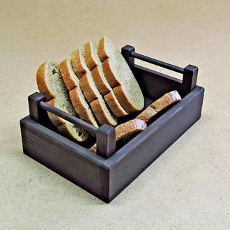 Хлебный лоток Помпиду венге