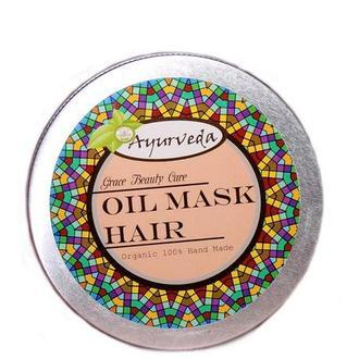 """Маска для волос""""Масляное обертывание"""""""